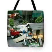 Tucker Bros Welding And Machine Tote Bag