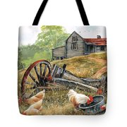 Tucker Time Tote Bag