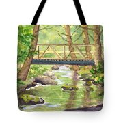 Tuckers Brook Tote Bag