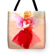 Tucson Angel Tote Bag