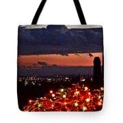 Tucson City Lights Tote Bag