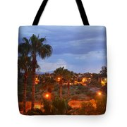 Tucson Skies Tote Bag