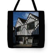 Tudor Timber Tote Bag