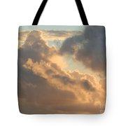 Tuesday Sunrise Tote Bag