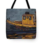 Tug With No-name Tote Bag