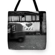 Tuk Off Tote Bag