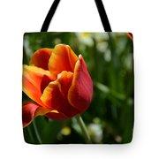 Tulip 11 Tote Bag