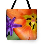 Tulip And Company Tote Bag