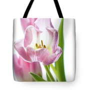 Tulip Bloom 3 Tote Bag