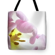 Tulip Bloom Tote Bag