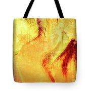 Tulip Dawn-2 Tote Bag