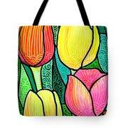 Tulip Expo Tote Bag