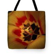 Tulip Flair Tote Bag