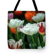 Tulip Flowers Tote Bag by Pradeep Raja Prints