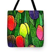 Tulip Glory Tote Bag