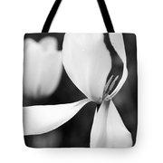 Tulip Monocrhome Tote Bag
