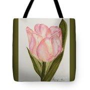 Tulip Watercolor Painting -triumph Tulip Tote Bag