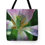 Tulip Passing Beauty Tote Bag