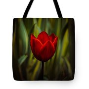 Tulip Tote Bag by Rod Sterling