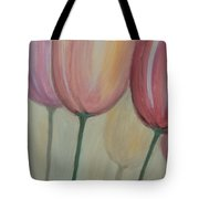 Tulip Series 1 Tote Bag