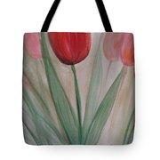 Tulip Series 4 Tote Bag