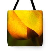 Tulip Spade Tote Bag