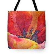 Tulip Splendor Tote Bag