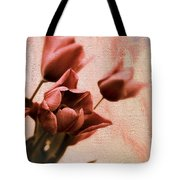 Tulip Whimsy Tote Bag