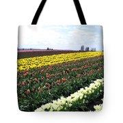 Tulip Town 11 Tote Bag