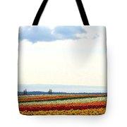 Tulip Town 13 Tote Bag