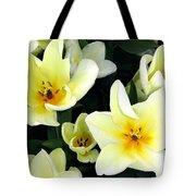 Tulip Town 16 Tote Bag