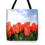 Tulip Town 17 Tote Bag