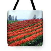 Tulip Town 18 Tote Bag