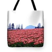 Tulip Town 3 Tote Bag