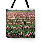 Tulip Town 5 Tote Bag