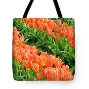 Tulip Town 7 Tote Bag