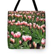 Tulip Town 8 Tote Bag