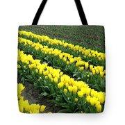 Tulip Town 9 Tote Bag