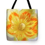 Tulip Tree Flower Tote Bag