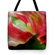 Tulip Wave And Ripple Tote Bag