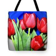 Tulipfest 1 Tote Bag