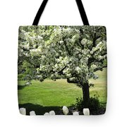 Tulips And Tees Tote Bag