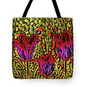 Tulips Are Tulips Tote Bag