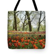 Tulips Everywhere 2 Tote Bag