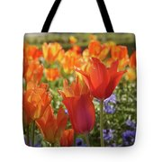 Tulips Everywhere 3 Tote Bag