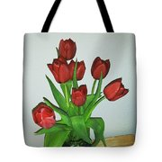 Tulips For You Tote Bag