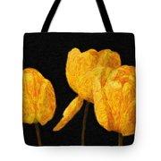 Tulips - Id 16235-220512-0422 Tote Bag