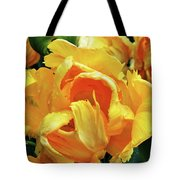 Tulips In Yellow Too Tote Bag
