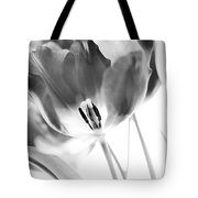Tulips Tote Bag by Silke Magino
