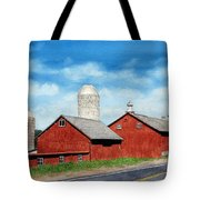 Tulmeadow Farm Tote Bag